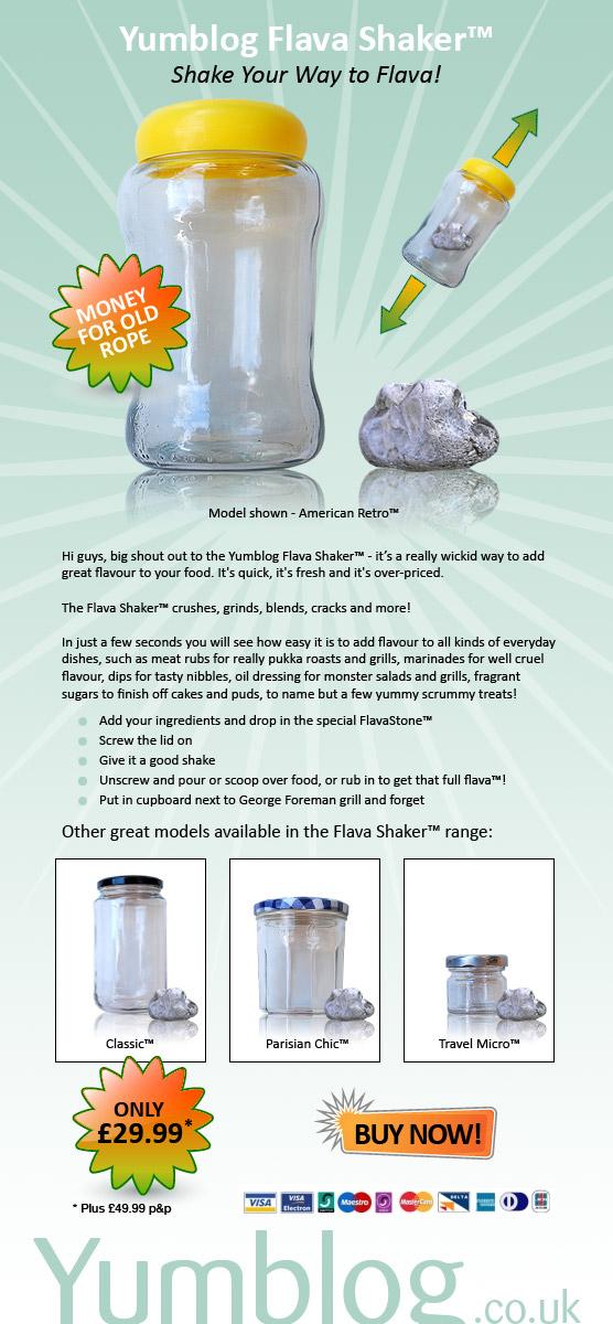 Flava Shaker