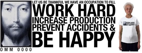 Work hard …